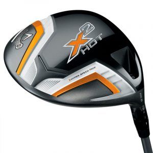 Callaway X2 Hot Club Rental