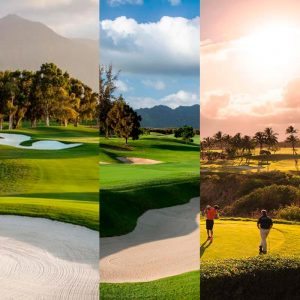 Kauai Triple Play Package