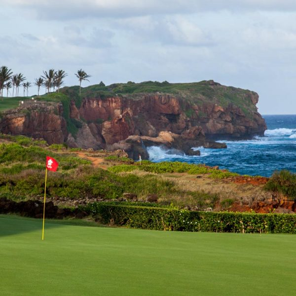Poipu Bay 16th Green