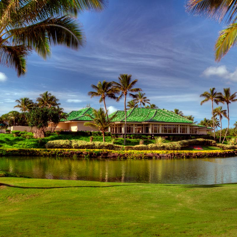 Poipu Bay Clubhouse