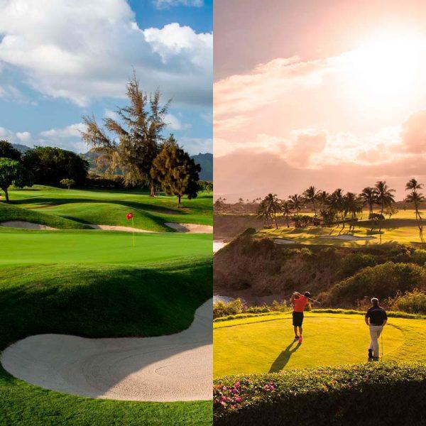 Poipu Bay and Hokuala Golf Package