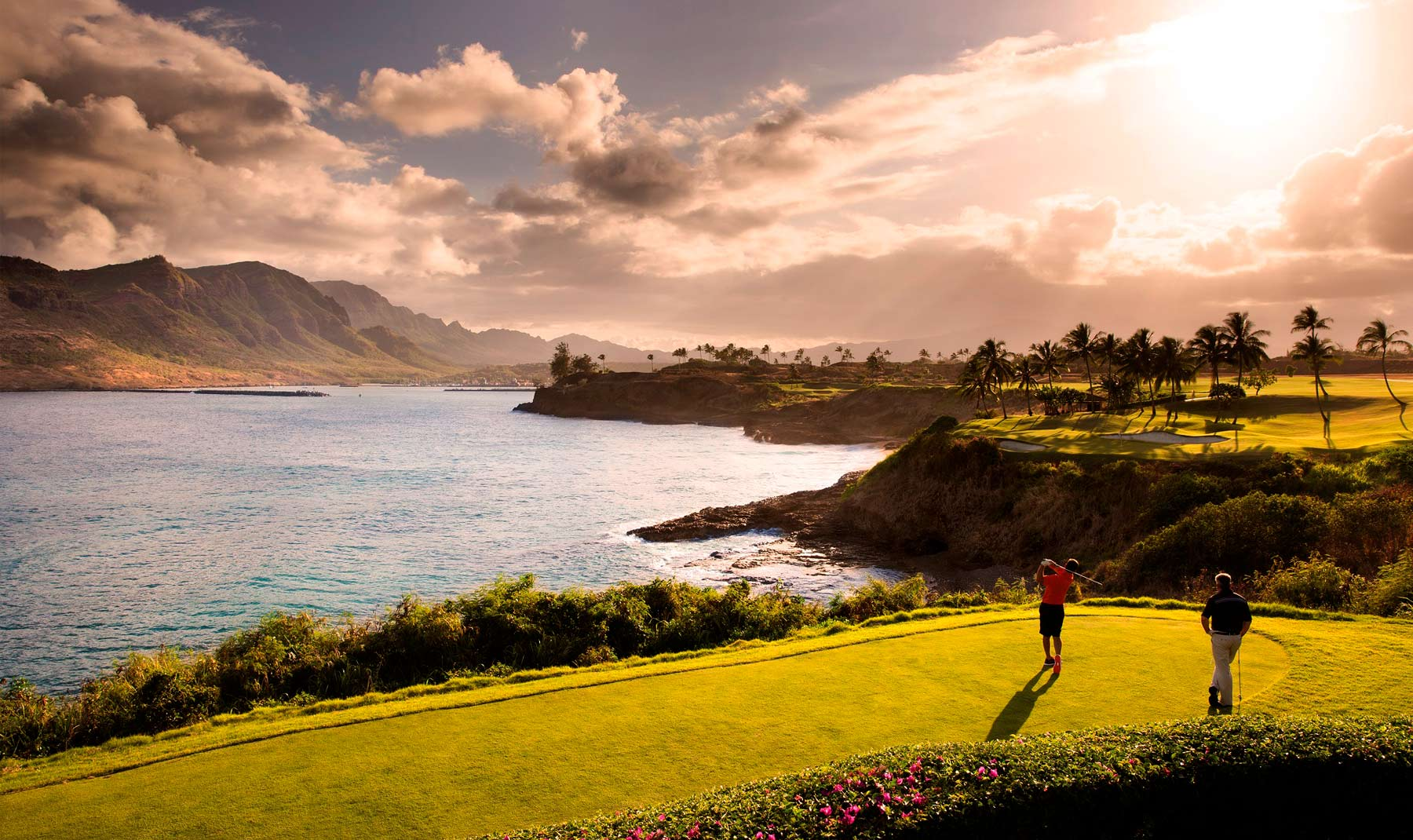 Best Golf Courses on Kauai
